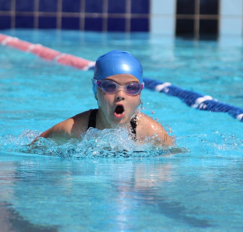School Swimming Sports